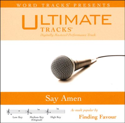 Say Amen (Ampb: Finding Favour)