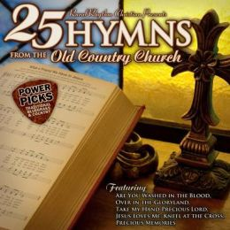 25 Hymns From Old Country Church