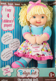 Hannah The Praying Doll