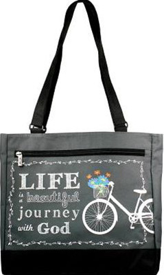 Journey With God Tote