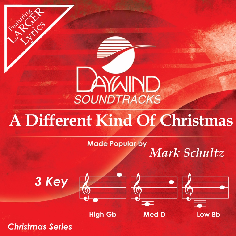 A Different Kind Of Christmas - Mark Schultz (Christian ...