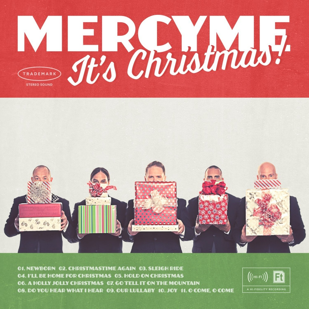 MercyMe, It\'s Christmas - MercyMe (Music) | daywind.com