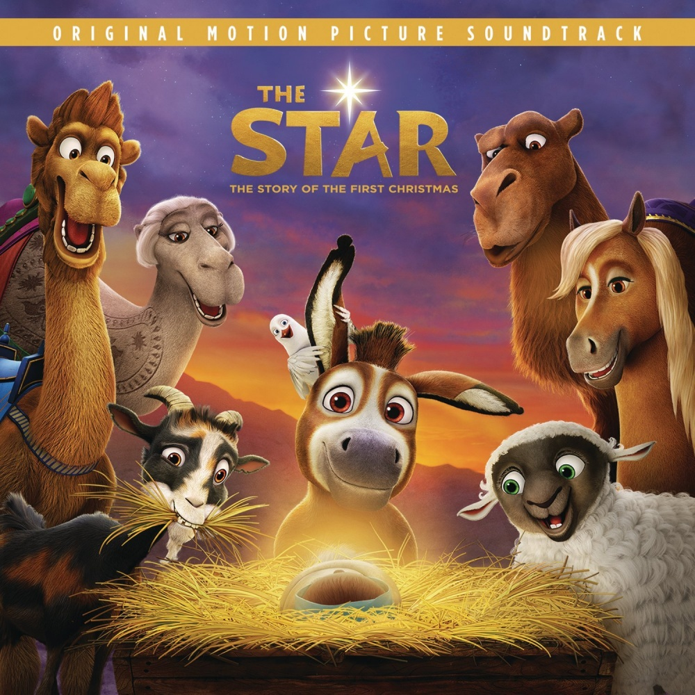 The Star: The Story Of The First Christmas - Various (Music ...