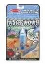 On the Go Water Wow! Water-Reveal Activity Pad - Under the Sea