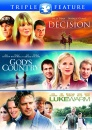 Decision / God's Country / Lukewarm (Triple Feature)