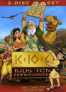 Kids' Ten Commandments: The Complete Collection (3 Discs)