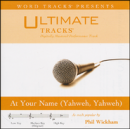 At Your Name (Yahweh Yahweh) (Ampb: Phil Wickham) image