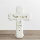 Trust in the Lord - Decorative Cross (Confirmation)