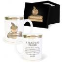 Teacher's Prayer Boxed Ceramic Mug