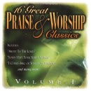 16 Great Praise and Worship Classics, Vol. 1 image