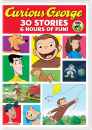 Curious George 30-Story Collection (DVD)
