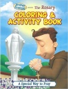 Brother Francis Presents:The Rosary (Coloring & Activity Book)