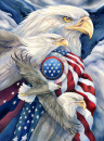 Puzzle: American Eagles (1000pc)