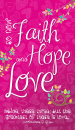 Faith Hope Love Notepad
