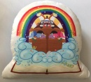 Noah's Ark Pillow
