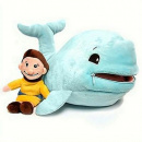 Jonah & The Whale Plush