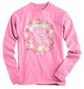 Amazing Grace, Long Sleeve Shirt, Pink, Large