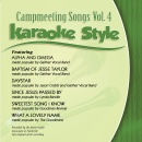 Karaoke Style: Campmeeting Songs, Vol. 4