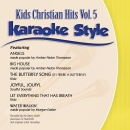 Karaoke Style: Kids Christian Hits Vol. 5