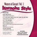 Karaoke Style: Women Of Gospel Vol. 3