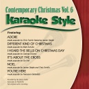 Karaoke Style: Contemporary Christmas, Vol. 6