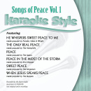 Karaoke Style: Songs of Peace Vol. 1