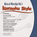 Karaoke Style: Men Of Worship Vol. 1 image