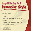Karaoke Style: Songs of the King Vol. 4