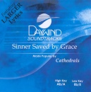 Sinner Saved By Grace image