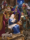 Holy Night (400 Piece Puzzle)
