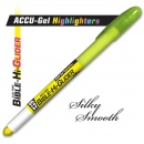 Highlighter-ACCU-Gel Bible Hi-Glider-Yellow