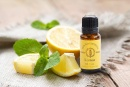 Essential Oil: Lemon