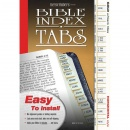 Verse Finders Bible Index Tabs, Gold