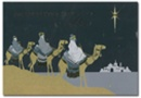 Wisemen Seek Him Boxed Christmas Cards (16 Count)