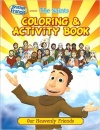 Brother Francis Presents:The Saints (Coloring & Activity Book)