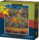 Nativity 1,000 Piece Puzzle