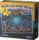 Noah's Ark Under the Sea Jigsaw Puzzle 100 Piece