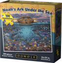 Noah's Ark Under the Sea 100 Piece Puzzle