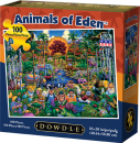 Animals of Eden 100 Piece Puzzle