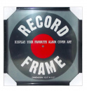 Vinyl Album Record Wall Frame
