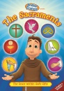 Brother Francis DVD -The Sacraments