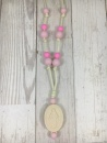 Pink Ombre Mariana Mama Necklace