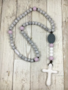 Marble & Lilac Rosary