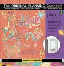 Multiple Blessings Plan-It (2017) Wall Calendar