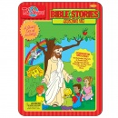 Bible Stories Magnetic Tin Playset