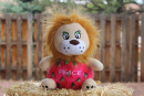 Peace: The Papaya Lion Plush