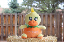 Patience: The Orange Duck Plush