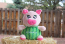 Kindness: The Watermelon Pig Plush