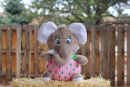 Gentleness: The Strawberry Elephant Plush
