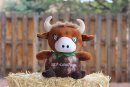 Self-Control: The Coconut Bull Plush